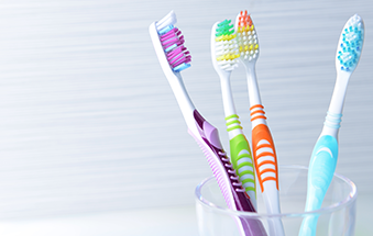 YOUR TOOTHBRUSH MIGHT BE EVEN DIRTIER THAN A TOILET SEAT...